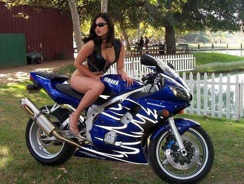 dziewczyna-motory
