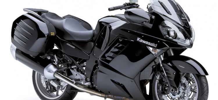 Kawasaki Sport Tourer 1400GTR