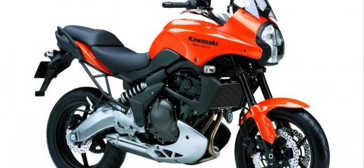 Kawasaki Versys 2009