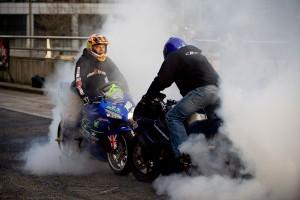 motorbike-burnout