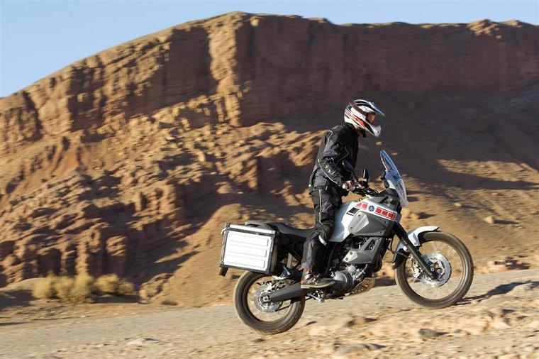 Yamaha XT660Z Tenere - Moto-Blog