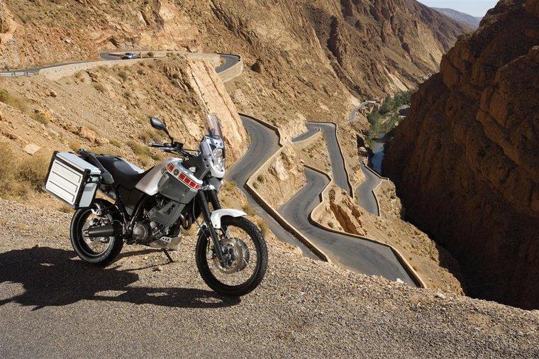Yamaha XT660Z Tenere | Moto-Blog.pl