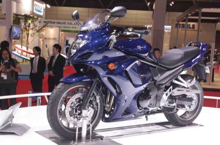 Nowe motocykle Tokio 2009