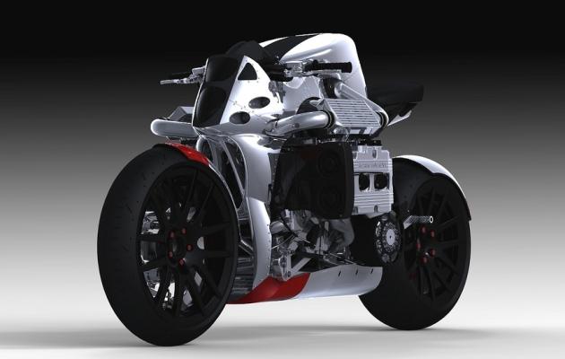 KickBoxer Subaru WRX concept